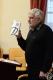 Сустрэча з пісьменнікам Уладзімірам Арловым. Музей белорусского книгопечатания. г. Полоцк, 2018 г.