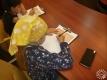 """Занятак """"Займальная каліграфія"""", Музей беларускага кнігадрукавання, Полацк, 2018"""