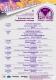 """Программа XVIII Международного фестиваля органной музыки """"Званы Caфіі"""""""